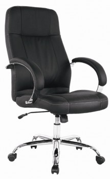 Директорски стол RELAX - черен