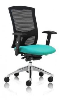 Работен стол GREEN 02 - тюркоаз - GEON